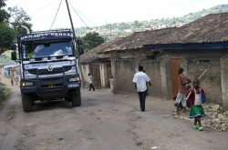 Renault Trucks continues its partnership with the World Food Programme