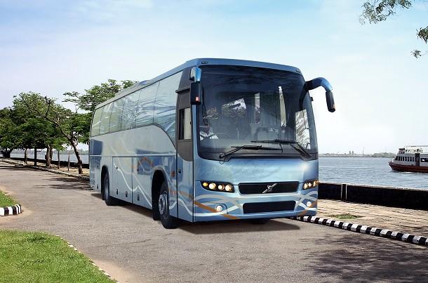 volvo buses va produire en inde des autocars export s vers l europe march poids lourds eci. Black Bedroom Furniture Sets. Home Design Ideas