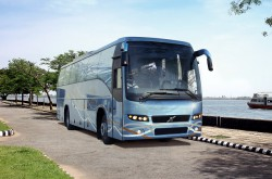 Volvo Buses produrrà in India degli autobus esportati verso l'Europa