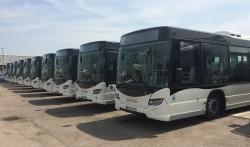 Scania livre 10 autobus Citywide à Rouen