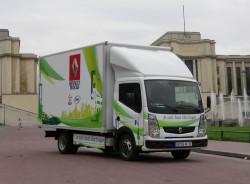 Los camiones y autobuses eléctricos y híbridos : El futuro de las aplicaciones urbanas ?