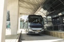 Zum allerersten Mal präsentiert Volvo Bus seinen neuen Elektro-Autobus!