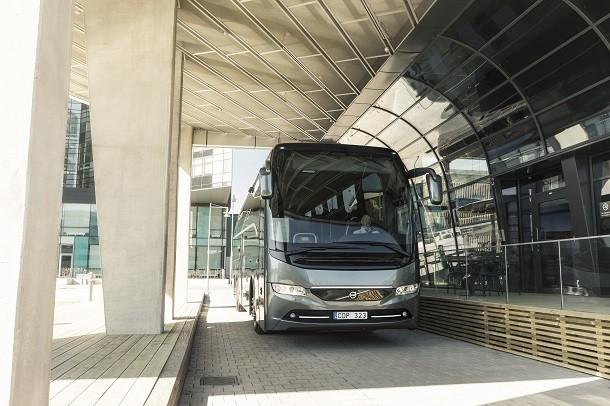 Volvo Bus представляет новый электрический автобус !
