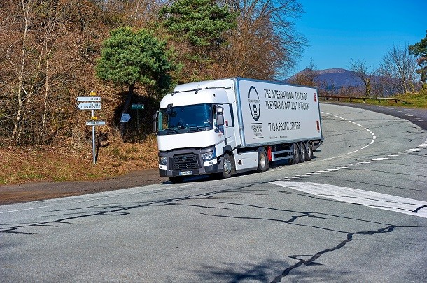 Optifuel Challenge 2015 от  Renault Trucks : финал