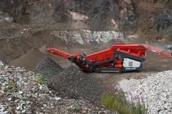 Sandvik QE241, un vaglio scalper compatto ma di grande capacità
