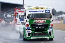 24h Camions du Mans : finales des coupes de France et Championnat d'Europe camions