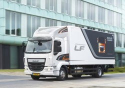 DAF LF edition 2016 : maximised efficiency