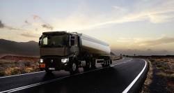 Novo Renault Trucks T Tanker para o transporte de produtos perogosos