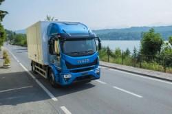Der Iveco Eurocargo als LKW des Jahres 2016 gewählt