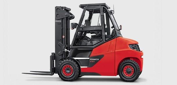 Fenwick lance un nouveau chariot de manutention sur le marché