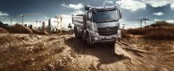 Despre ambreiajul hidraulic al camioanelor Mercedes pentru construcţii