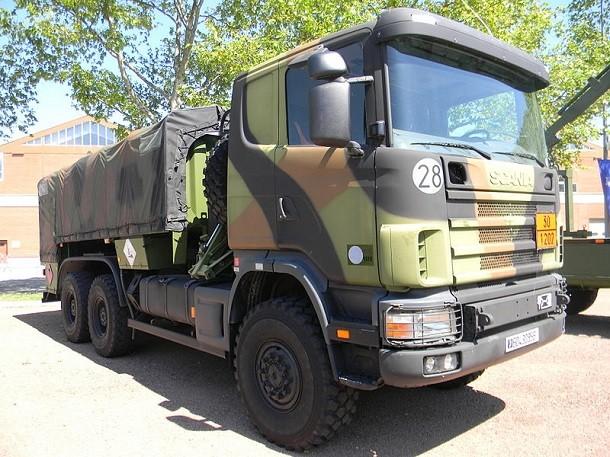 panorama des camions militaires constructeurs poids lourds eci. Black Bedroom Furniture Sets. Home Design Ideas