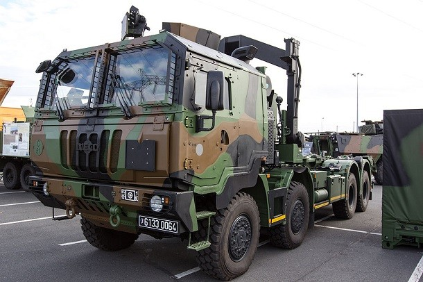 Les camions militaires Iveco Defence Vehicles