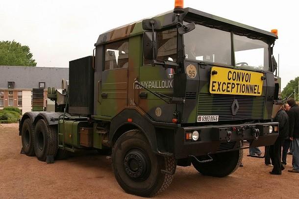 Les camions militaires Renault Trucks Défense