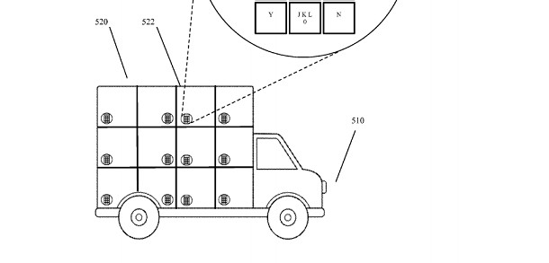 Delivery trucks without drivers designed by Google