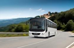Autobus MAN Lion's Intercity zdobywa iF Gold Award 2016