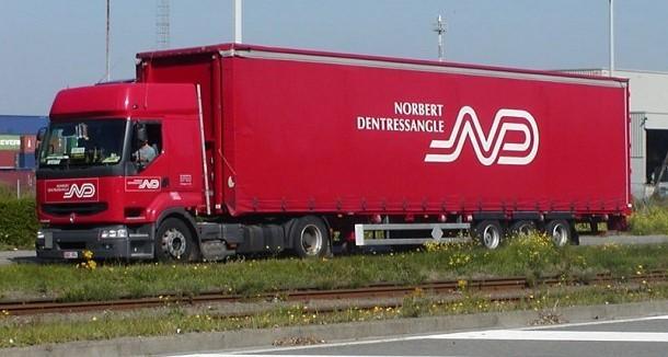 Prison avec sursis pour six cadres de l'ex transporteur Norbert Dentressangle