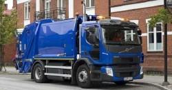 Volvo Trucks stellt seinen Lkw mit Erdgas auf der SITL 2016 vor
