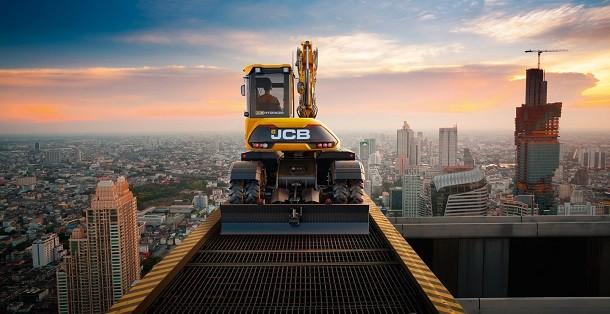 L'Hydradig della JCB : una rivoluzione sui cantieri