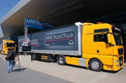 Platooning, a challenge for European manufacturers