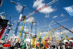 Bauma 2016 : el salon rompe sus records