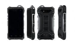 Wir haben für Sie das Smartphone für Baustellen Getnord Onyx getestet