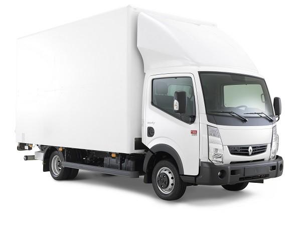 Een Euro 6 versie voor de Renault Maxity