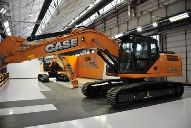 Case production plant wins the