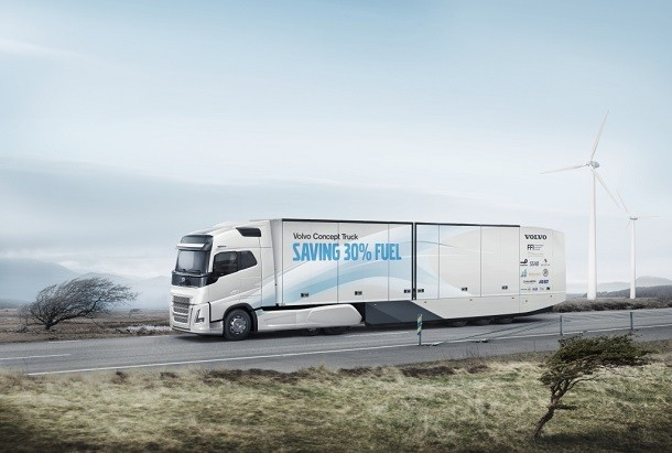 "Secrets of ""Volvo Concept Truck"""