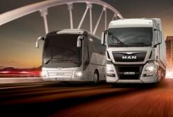 Man Trucks & Bus investieren im verbundenen Transport