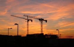 Reprise de l'activité dans les travaux publics en avril 2016