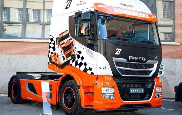 Customized and reliable Stralis XP-R by Iveco