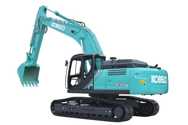 Kobelco anuncia el lanzamiento de la excavadora SK300LC-10