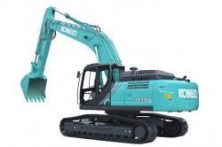 Kobelco anúnciou a saída da escavadora SK300LC-10