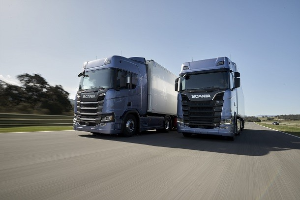 Scania présente sa nouvelle génération de poids lourds