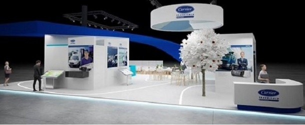 The Carrier Transicold innovations at the IAA in Hannover