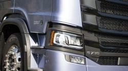The Scania S series awarded the