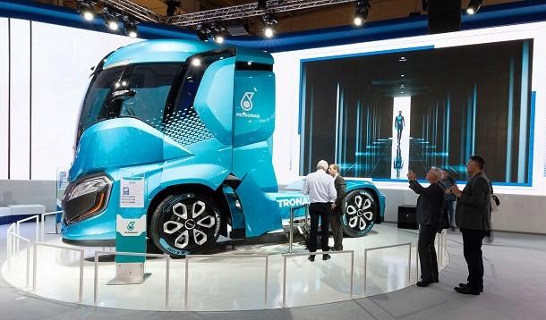 O Iveco Z Truck : um passo para o futuro no sector veículo pesado