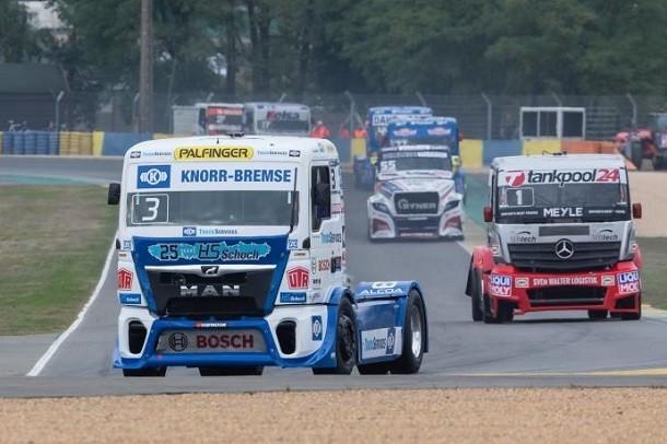 Retour sur les 24 heures Camions 2016 au Mans