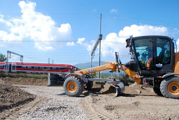 A European success for the latest series of Case graders