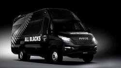 Iveco Bus partenaire des All Blacks pour fin 2016