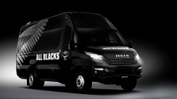 Iveco Bus, Partner der All Blacks Ende 2016