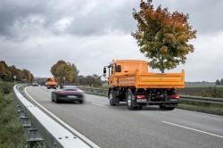 MAN propose un camion autonome de protection sur autoroutes
