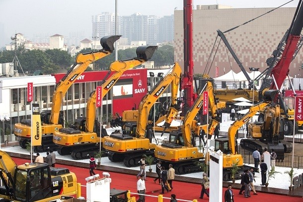 A rich programm for the Bauma Conexpo India 2016