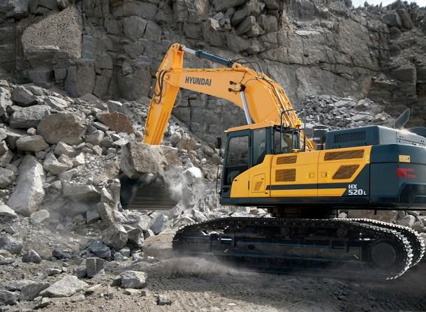 Kits de tolerancia al azufre para las excavadoras y cargadoras Hyundai