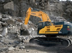 Os kits de tolerância ao enxofre para as escavadoras e pás carregodoras Hyundai