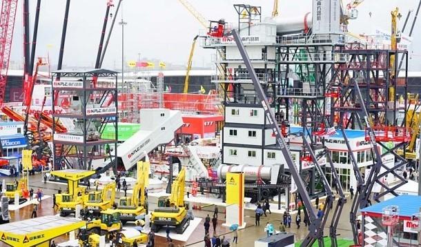 Een positieve balans voor bouwbeurs Bauma China 2016