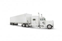 Een vrachtwagen die data vervoert: het nieuwe project van Amazon