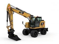 40 machines van Caterpillar op de bouwbeurs Conexpo Con-Agg in Las Vegas