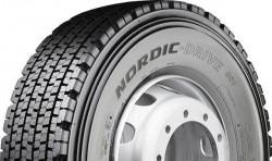 Bridgestone présente ses nouveaux pneus Nordic-Drive 001 pour l'hiver